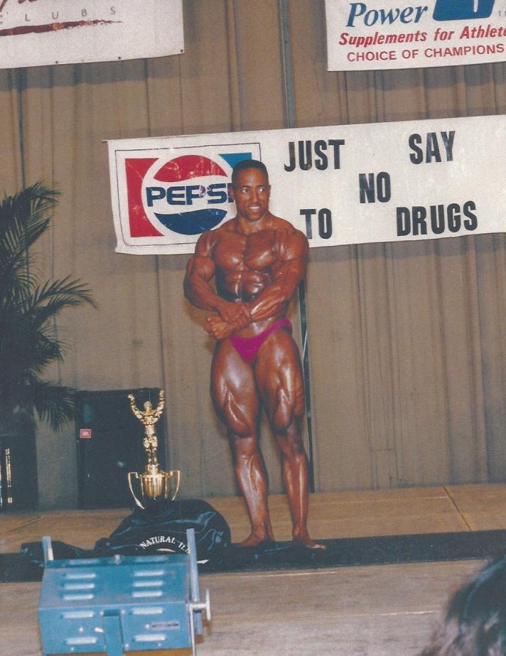 1991 NPC Illinois State Natural Bodybuilding Competition