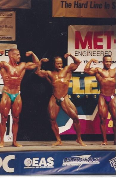 1994 Team Universe at Tribeca Art Center - Light Heavyweight